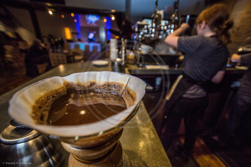 Coverage Photography: Paradox Coffee & Theater &emdash;